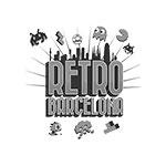 Logotipo cliente Nstudio - Associació Cultural Retrobarcelona